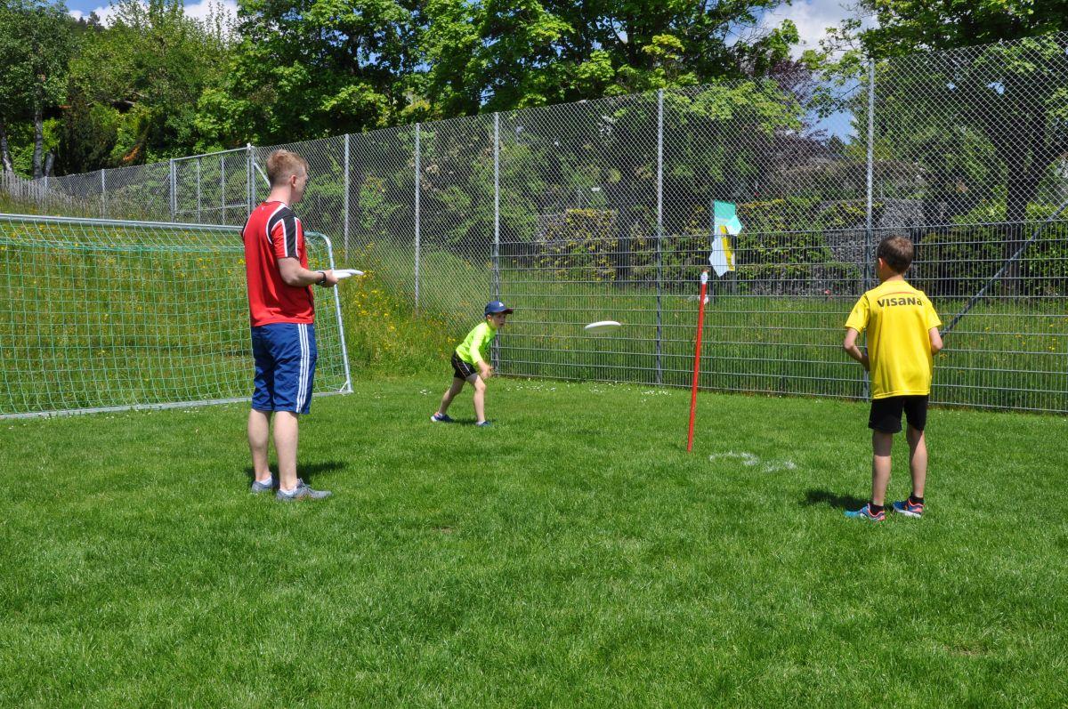 Jugi: Leichtathletik-Fun-Wettkampf